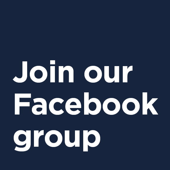 Join our Installer Facebook group!